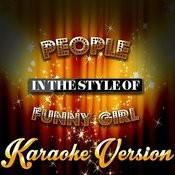 People (In The Style Of Barbara Streisand From Funny Girl) [Karaoke Version] - Single Songs
