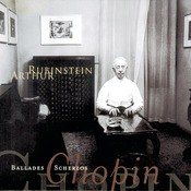 Rubinstein Collection, Vol. 45 :Chopin: Ballades, Scherzi, Tarantelle Songs