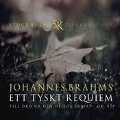 Brahms: Ett Tyskt Requiem - Till Ord Ur Den Heliga Skrift, Op. 45 Songs