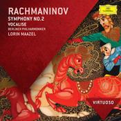 Rachmaninov: Symphony No.2; Vocalise Songs