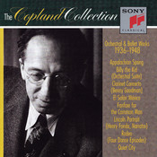 The Copland Collection Songs