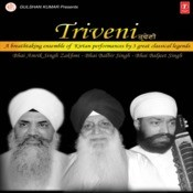 Triveni (A Breathtaking Ensemble Of Kirtan Performances By 3 Great Classical Legends) Songs