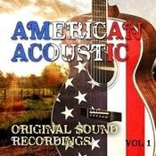 American Acoustic, Vol. 1 Songs