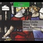 Missa Criolla / Misa Luba / Missa Flamenca Songs