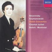Stravinsky: Violin Concerto//Szymanowski: Violin Concertos Nos. 1 & 2 Songs
