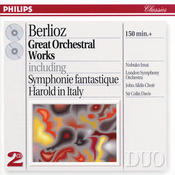 Berlioz: Great Orchestral Works Songs