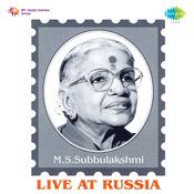 M.S. Subbulakshmi - Live At Russia Songs