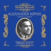 Alexander Kipnis In Opera And Lieder Songs