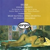 Two Aquarelles: Delius: Violin Concerto; Dance Rhapsodies Nos. 1 & 2; Summer Night On The River Etc Songs