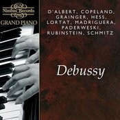 Debussy: Works For Piano Songs