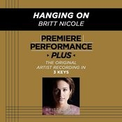 Hanging On (Performance Tracks) Songs