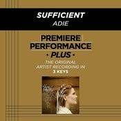 Sufficient (Premiere Performance Plus Track) Songs