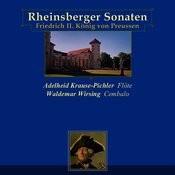Frederick II, King Of Prussia: Rheinsberg Sonatas Songs