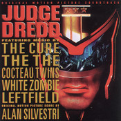 JUDGE DREDD  Original Motion Picture Soundtrack Songs