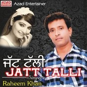 Jatt Talli Songs