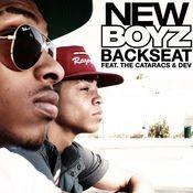Backseat (feat. The Cataracs & Dev) Songs