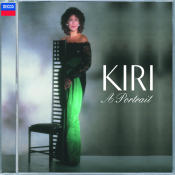 Kiri A Portrait Songs