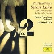 Tchaikovsky: Swan Lake Op.20 (2 Cd's) Songs