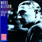 Mose Allison 2 Fer Songs
