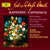 Bach: Cantatas II Songs