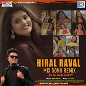 Hiral Raval Mix Song Remix Song