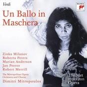 Verdi: Un Ballo in Maschera (Metropolitan Opera) Songs