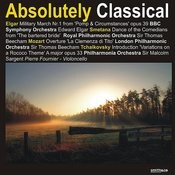 Mozart: La Clemenza Di Tito/Beethoven: String Quartet No.13/Tchaikovsky: Variations On A Rococo Theme, et. al Songs