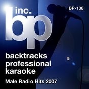 Karaoke - Male Radio Hits 2007 Songs