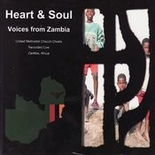 Heart & Soul - Voices From Zambia Songs