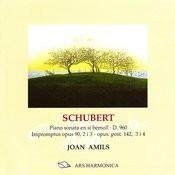 Schubert: Sonata per a piano en si bemoll D. 960, Impromptus Songs