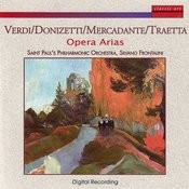 Verdi, Donizetti, Mercadante, Traetta - Opera Arias Vol. 90 Songs