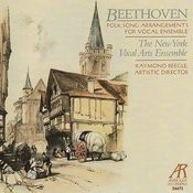 Beethoven: Folk Song Arrangements for Vocal Ensemble Songs