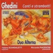 Quattro canti su antichi testi napoletani: Auciello che ne vien da Caserta Song