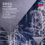 Grieg: Piano Concerto; Peer Gynt Songs