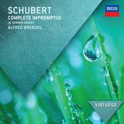 Schubert: Complete Impromptus; 16 German Dances Songs