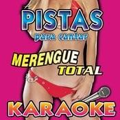 Merengue Total Karaoke Songs