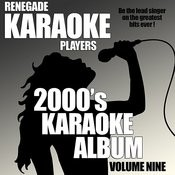 2000's Karaoke Album Volume Nine Songs