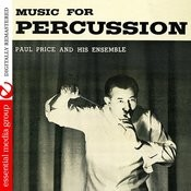 Music For Percussion (Digitally Remastered) Songs
