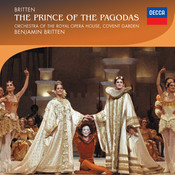 Britten: The Prince of the Pagodas Songs