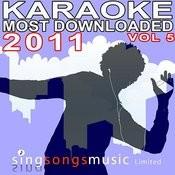 Karaoke Most Downloaded 2011 Volume 5 Songs
