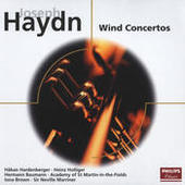 Haydn: Wind Concertos Songs