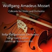 Wolfgang Amadeus Mozart: Concerts For Violin Songs