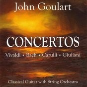 Concertos (Music For Guitar And String Orchestra) Songs