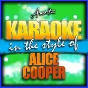 Karaoke - Alice Cooper Songs