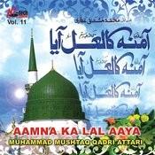 Aamna Ka Lal Aaya Vol. 11 - Islamic Naats Songs