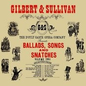 Ballads, Songs & Snatches Volume 2 Songs