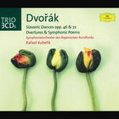 Dvorák: Slavonic Dances op. 46 & op. 72; Overtures and Symphonic Poems Songs
