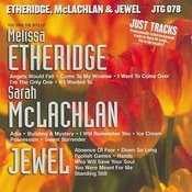 Just Tracks: Hits Of Etheridge, Mclachlan And Jewel Songs