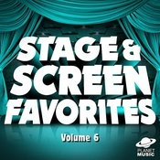 Stage And Screen Favorites, Vol. 6 Songs