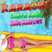 Karaoke Canta Como Julie Andrews Songs